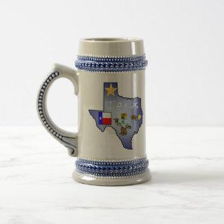 Texas Beer Stein
