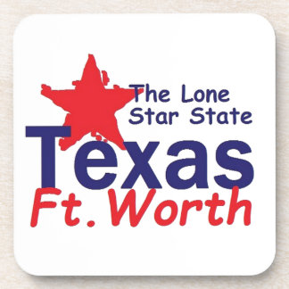 TEXAS BEVERAGE COASTERS