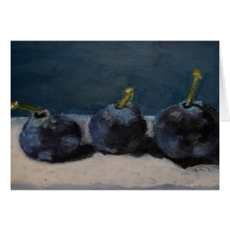 Texas Blueberries Card