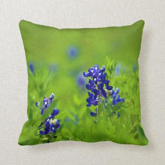 Texas Bluebonnet Pillow
