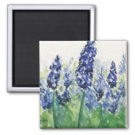 Texas Bluebonnets Refrigerator Magnets