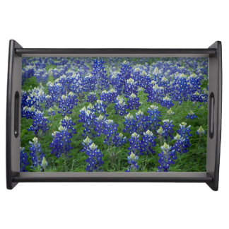 Texas Bluebonnets Serving Tray