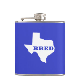 Texas Bred Hip Flask