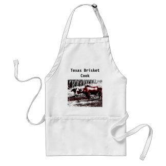 Texas Brisket Cook Standard Apron