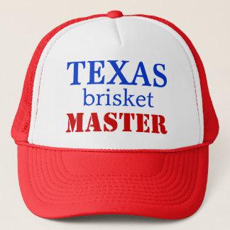 Texas Brisket Master - baseball cap, trucker hat