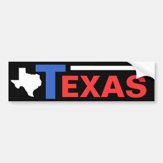 Texas Bumper Sticker