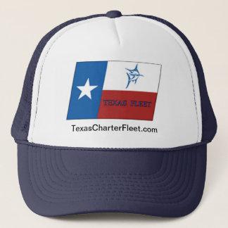 Texas Charter Fleet Trucker Hat