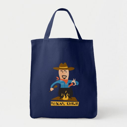 Texas Chili Tote Bag