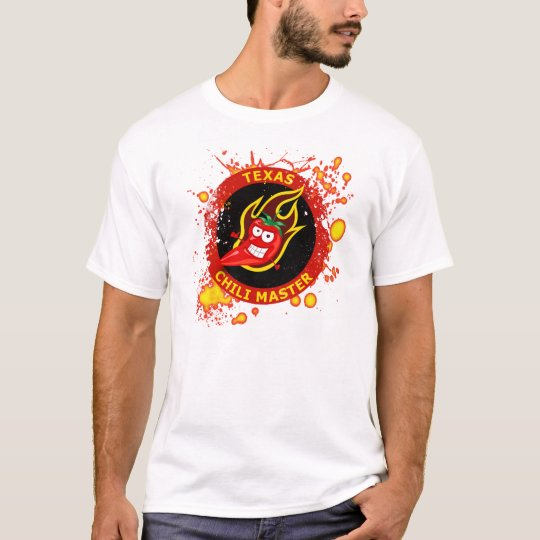 TEXAS CHILI MASTER T-Shirt