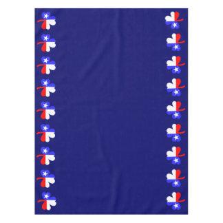 Texas Clovers Tablecloth