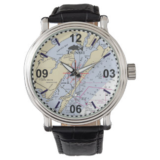 Texas Coastal Bend Nautical Chart Watch