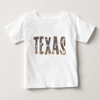 Texas Coffee and Stars Baby T-Shirt