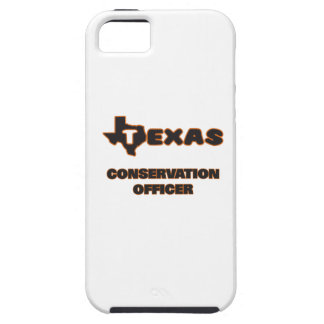 Texas Conservation Officer iPhone 5 Cases