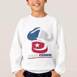 Texas Cooking Sweatshirt