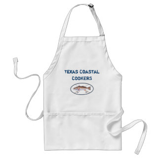 Texas Costal Cookers Standard Apron
