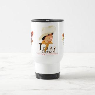 """""""Texas Cow Girls"""" Travel Mug"""