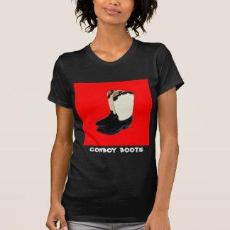 Texas Cowboy Boots 2 .jpg T-Shirt