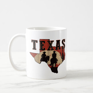 Texas Cowboy Ride Coffee Mug