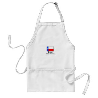 Texas Dallas Mission Apron