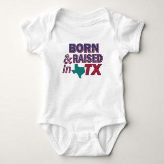 TEXAS Design Baby Bodysuit