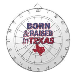 Texas design dartboards