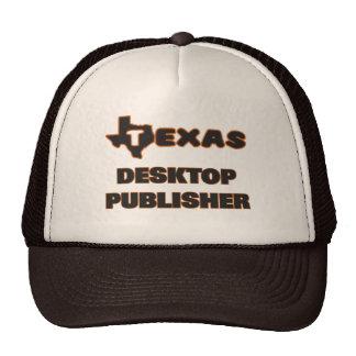 Texas Desktop Publisher Trucker Hat