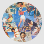 Texas Eclectic : Cowgirl Collection No. 1 Stickers