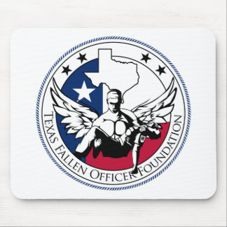 Texas Fallen Officer Foundation Mouse Pad
