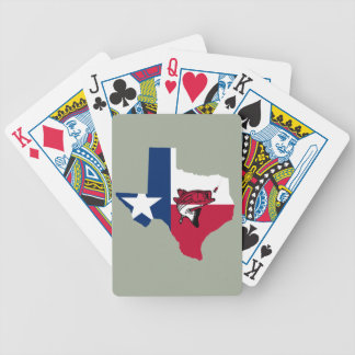 Texas Fishing Bicycle Playing Cards