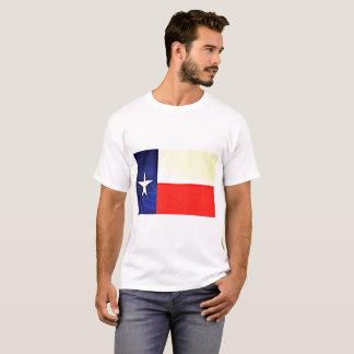Texas Flag Basic Tee Shirt