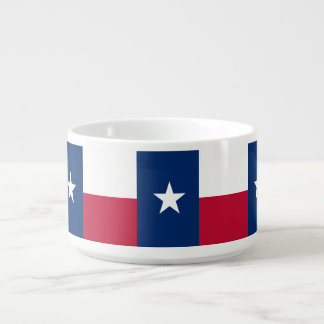 Texas Flag Bowl