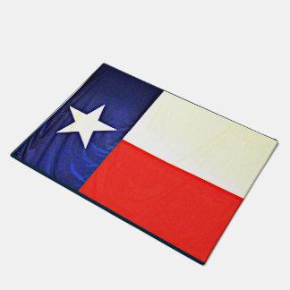 Texas Flag Door Mat