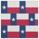 Texas Flag Fabric