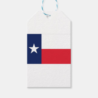 TEXAS FLAG GIFT TAGS