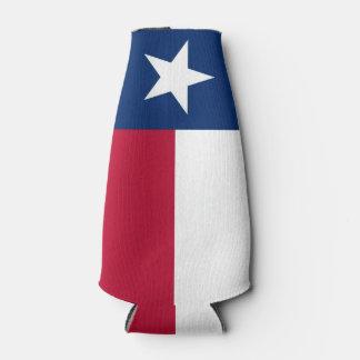 Texas Flag Name Bottle Cooler
