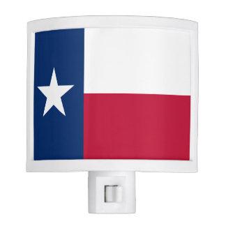 Texas Flag Night Light