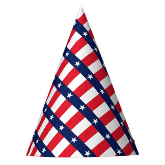 TEXAS FLAG PARTY HAT