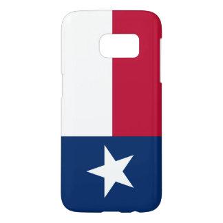 Texas Flag Samsung Galaxy S7 phone case