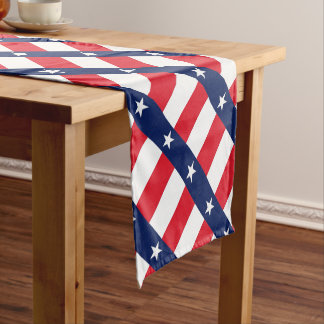 TEXAS FLAG SHORT TABLE RUNNER