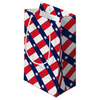 TEXAS FLAG SMALL GIFT BAG