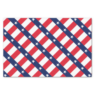 TEXAS FLAG TISSUE PAPER