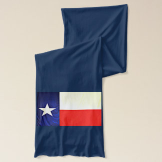 Texas Flag Women's Jersey Scarf