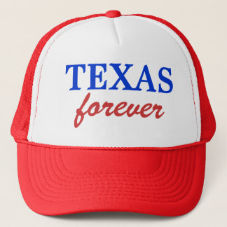 Texas Forever - baseball cap, trucker hat