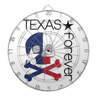 Texas Forever Dartboard