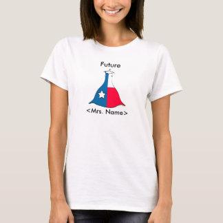 Texas Future Mrs T-shirts