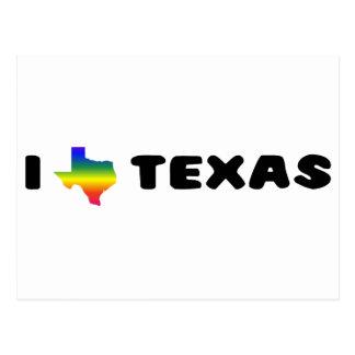 Texas GLBT Pride Postcard