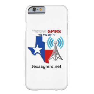 Texas GMRS Network - iPhone Case