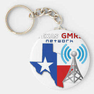 Texas GMRS Network Keychain