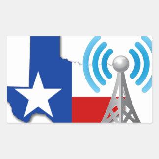 Texas GMRS Network Sticker