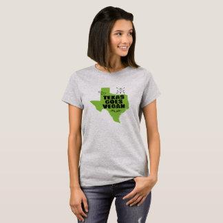 Texas Goes Vegan T-Shirt